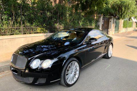 Bentley Continental GT Speed del 2009