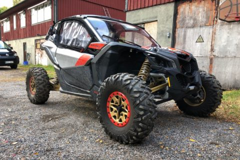 Quadriciclo Maverick Can Am XRS Turbo R