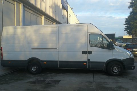 Iveco Daily 35 2.3 HPT anno 2012