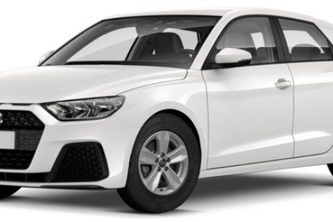 Audi A1 SPB 30 TFSI modello 2021 bianca