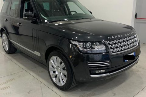 Land Rover Range Rover 3.0 Vogue Exclusive