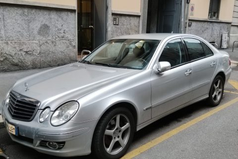 Mercedes-Benz E 320 4MATIC
