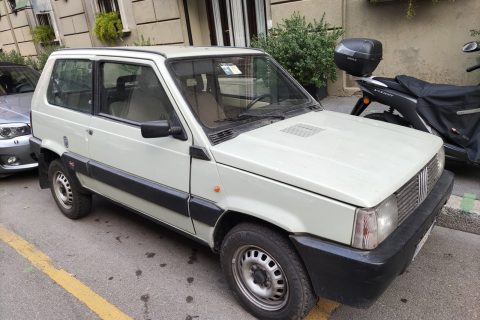 Fiat Altro PANDA 1000 4×4