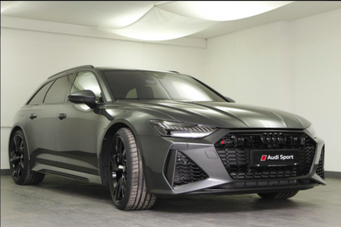 Audi RS 6 Avant 441(600) kW(PS) tiptronic 441 kW