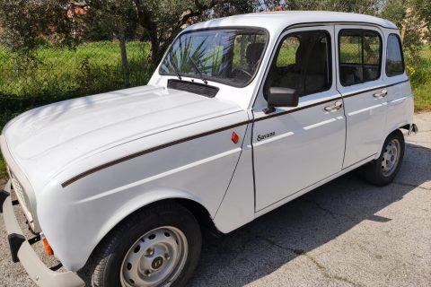 Renault R 4 del 1991